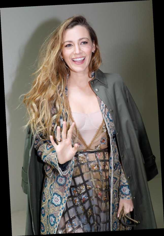Why Blake Lively Deleted All Of Her Instagram Posts — Except One