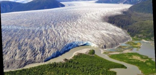 'This is a big deal': Mighty glacier finally succumbs to climate change