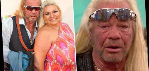 Dog the Bounty Hunter reveals he considered suicide after wife Beth Chapman lost her cancer battle