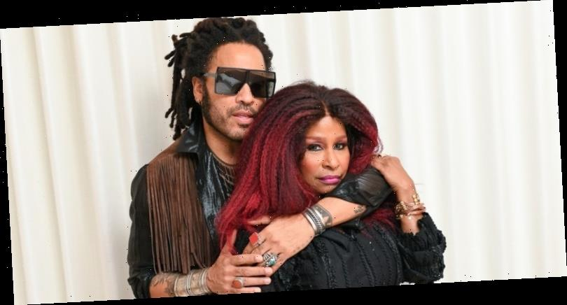 Lenny Kravitz and Chaka Khan's Link Up Top the Best Party Photos of the Week