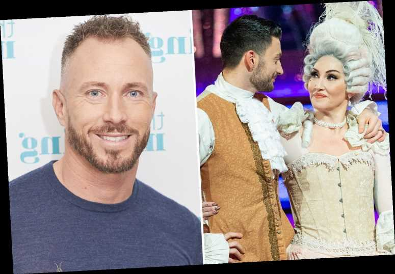 Michelle Visage slams James Jordan after he accuses her of 'fake crying' during Strictly exit – The Sun