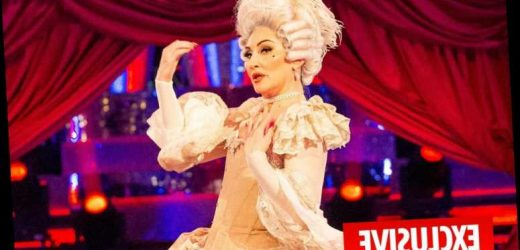 Strictly's Michelle Visage is at war with BBC bosses after being axed from the ballroom tour – The Sun