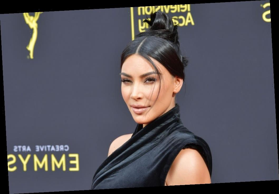 Kim Kardashian Calls This 'the Most Special, Nostalgic Day of My Life'