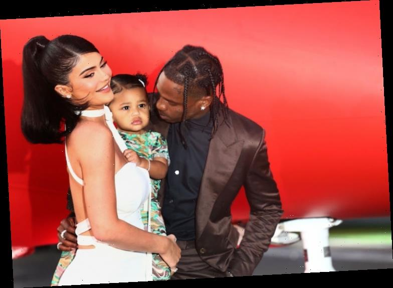Kylie Jenner and Travis Scott Both Say Stormi Completely Changed Their Lives