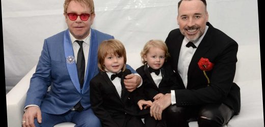 Elton John children – what are their names and how many does he have? – The Sun