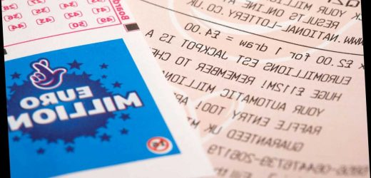 UK Euromillions winner scoops £105million jackpot in one of the biggest payouts of all time – The Sun