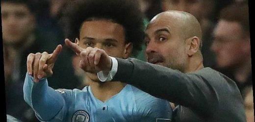 Bayern Munich chiefs 'fly to England' amid speculation over rehiring Pep Guardiola and Leroy Sane transfer – The Sun