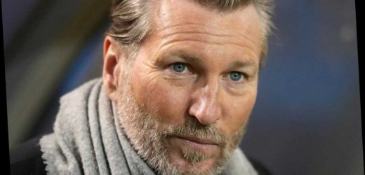 Robbie Savage, 45, ends eight-year retirement and signs with Stockport Town in the tenth tier – The Sun