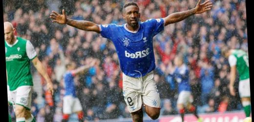 Jermain Defoe ready to take a pay cut to £100k-a-week Bournemouth wages to secure permanent Rangers transfer – The Sun
