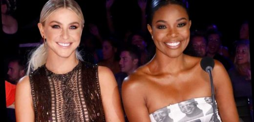 America's Got Talent judges Gabrielle Union and Julianne Hough quit over 'toxic culture' and 'racist joke' backstage – The Sun