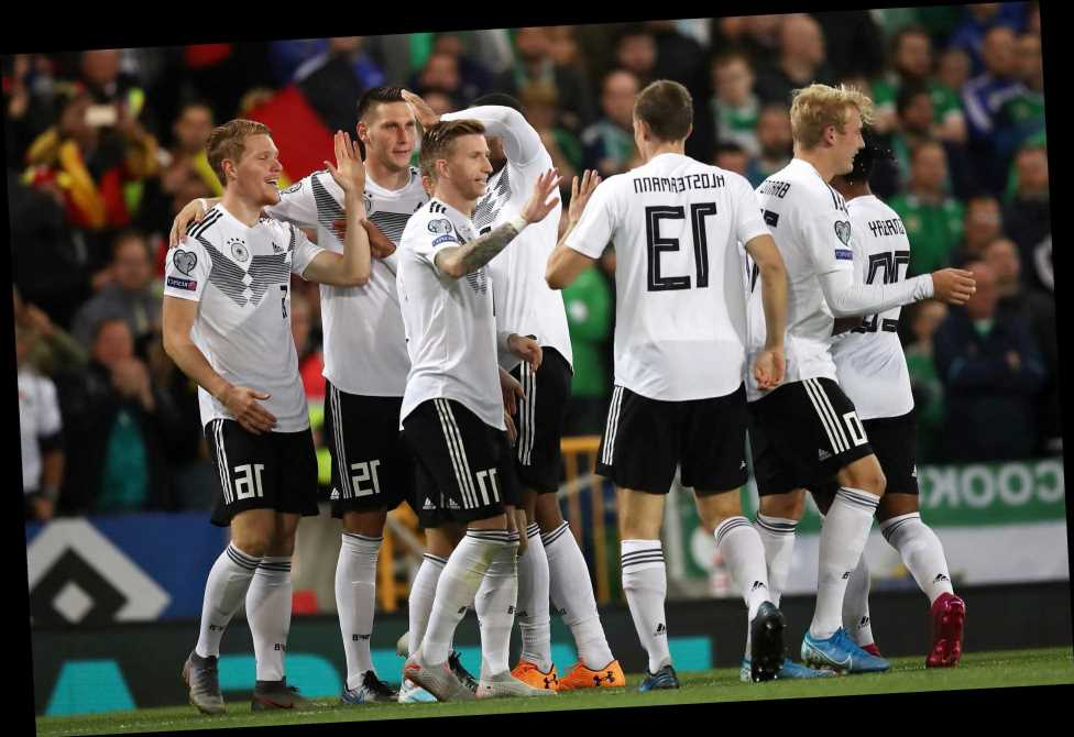 Germany vs Northern Ireland LIVE: Stream, TV channel, kick off time and team news for Euro 2020 qualifier in Frankfurt – The Sun