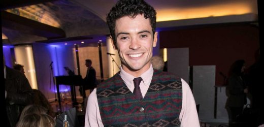 Who is Jonny Labey? Former EastEnders star ELIMINATED from The X Factor: Celebrity – The Sun