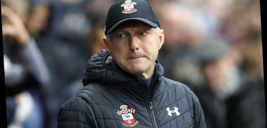 Southampton board are still behind Ralph Hasenhuttl despite awful run of form – The Sun