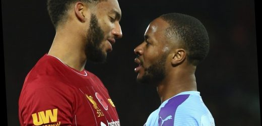 Raheem Sterling releases grovelling statement after showdown talks with Gomez following bust-up that led to England axe – The Sun