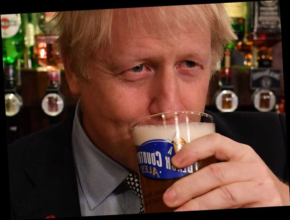 Pub chiefs urge Boris Johnson to cut beer duty and boost Britain's post-Brexit economy – The Sun