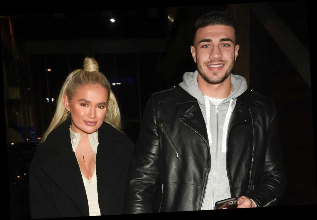 Molly-Mae and Tommy Fury enjoy defiant date night after trolls beg him to dump her