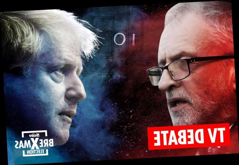 General Election debate tonight: LIVE updates as Boris Johnson and Jeremy Corbyn go head-to-head on ITV