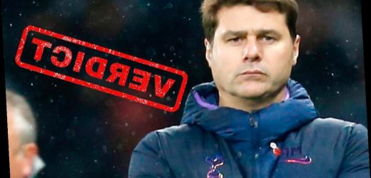 Tottenham find themselves in another cul de sac with Poch's side lucky to hold on against Sheffield United – The Sun