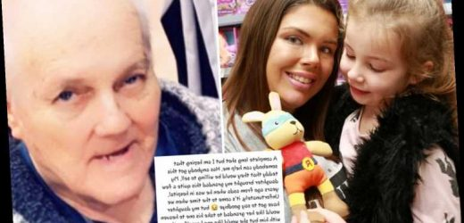 Kind-hearted Asda staff track down discontinued toy so girl, 6, can still 'talk' to great-grandad in heaven – The Sun