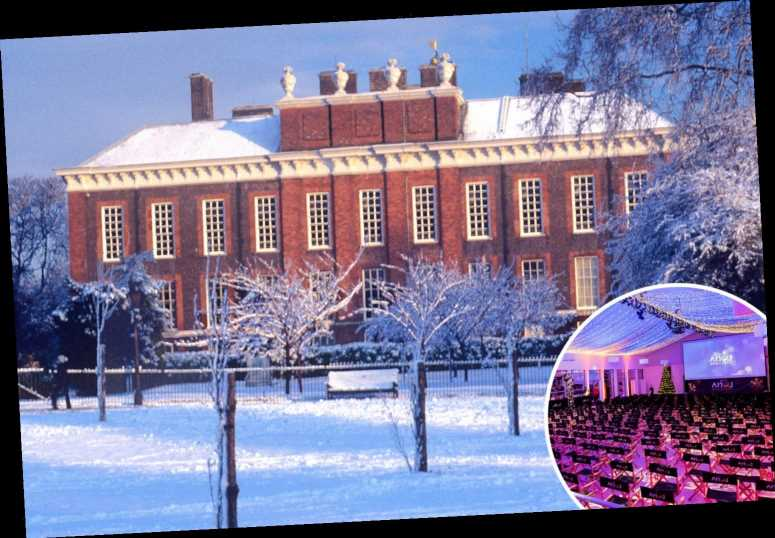 Royal fans can go to a Christmas cinema at Kensington Palace this winter – The Sun