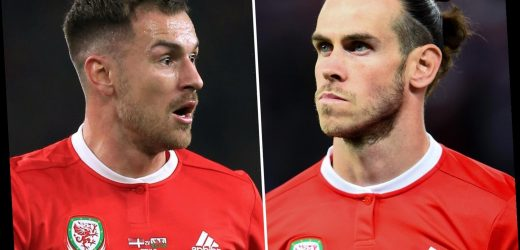 Bale and Ramsey can't both start for Wales because they are not fit, Giggs reveals ahead of Azerbaijan clash – The Sun