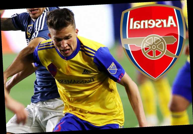 Arsenal hand week-long trial to 18-year-old MLS wonderkid and Colorado Rapids midfielder Cole Bassett – The Sun