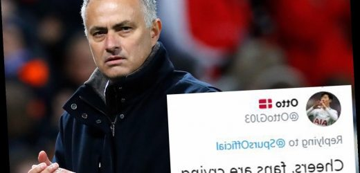 Spurs fans split over Jose Mourinho appointment with hopes he will finally win them a trophy… but others not convinced – The Sun
