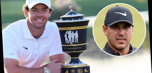 Rory McIlroy sets sights on taking down Brooks Koepka after making history in WGC-HSBC Champions win – The Sun