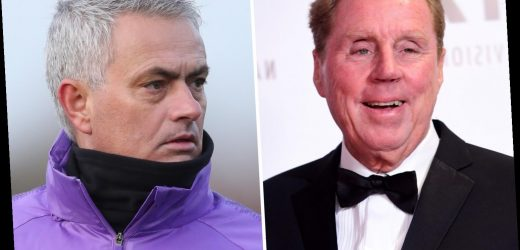 Harry Redknapp reveals he sent text to Daniel Levy about Spurs job before it was given to Jose Mourinho – The Sun