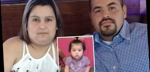 Parents tried to secretly dissolve toddler daughter's body in acid when she drowned because nobody was looking after her – The Sun