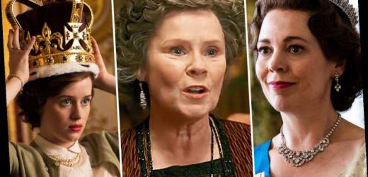 Imelda Staunton to replace Olivia Colman on The Crown as Queen Elizabeth