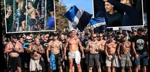 Inside the dark world of Bulgaria's football hooligan firms – gouged out eyes, Nazi salutes and strict violence 'rules' – The Sun