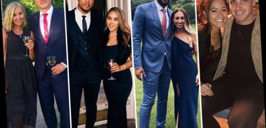 Meet the England Rugby World Cup final Wags including a Michelle Keegan lookalike, Una Healy's best mate and a nurse – The Sun