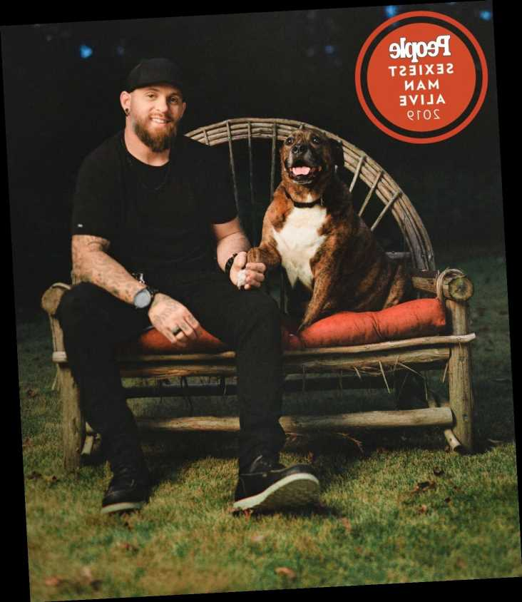 Brantley Gilbert Opens Up About His Late Dog Alley: I Know Our Sweet Girl Is in Heaven
