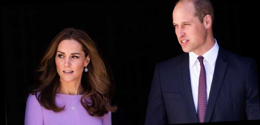 """Kate Middleton and Prince William """"Told Off"""" a Radio Host for Joking About Princess Charlotte"""