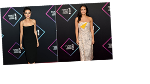 Get Ready For the People's Choice Awards With a Look Back at Last Year's Best Dressed