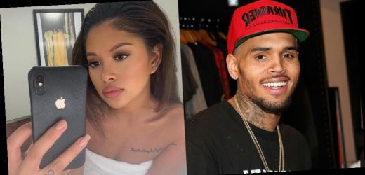 Chris Brown Welcomes Baby Boy With Ex Ammika Harris (Report)