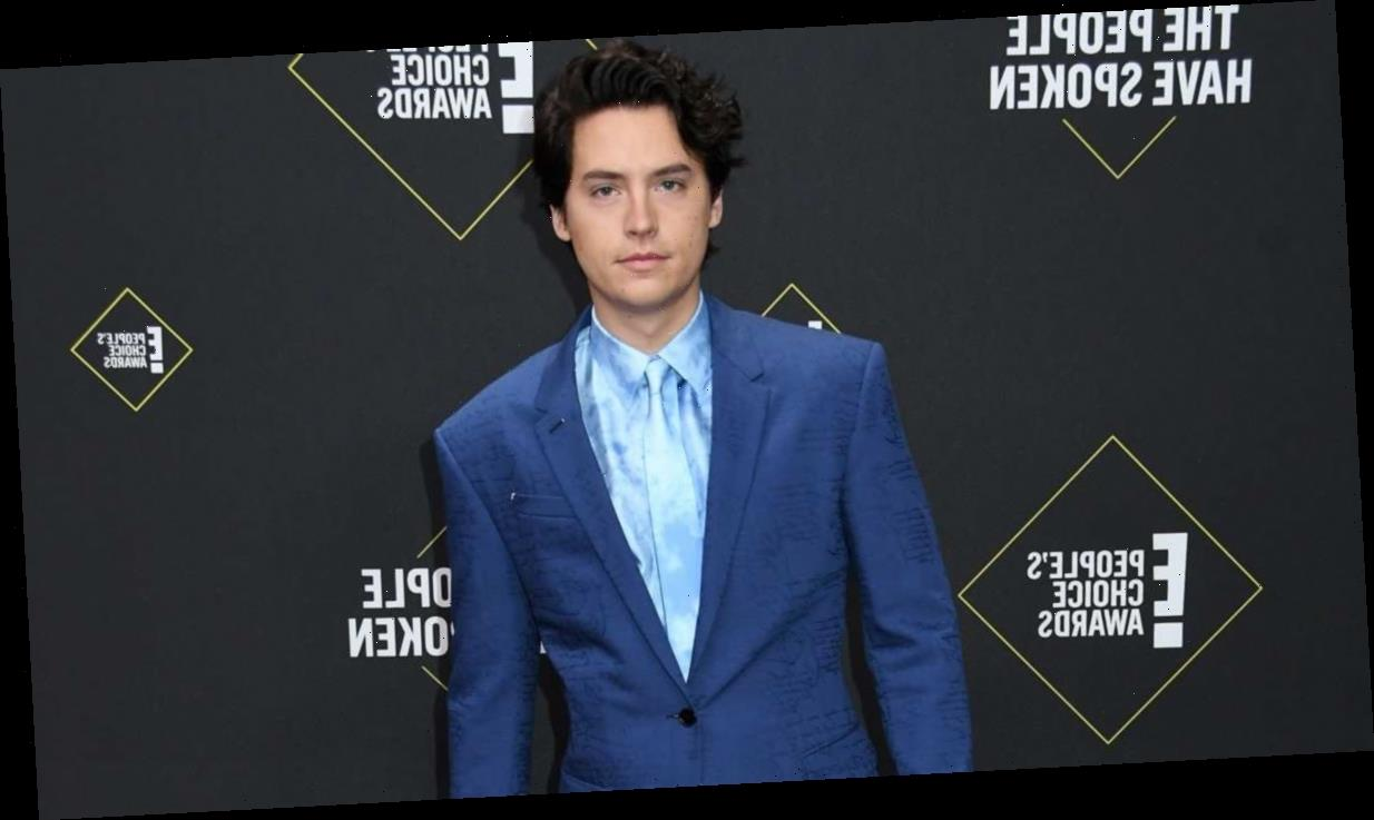 Cole Sprouse at People's Choice Awards 2019: Riverdale actor takes a dig at 'newcomers' Brad Pitt & Leonardo DiCaprio