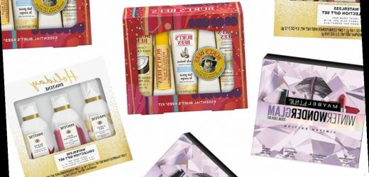 Walgreens' Black Friday 2019 Beauty Deals Include Gift Sets For Everyone