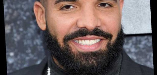 Drake Shared The First Photo Of His Son Adonis — Sort Of