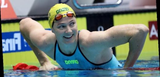 Cate Campbell claims rich swimming prize