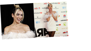It's Safe to Say Dua Lipa Was 'Hotter Than Hell' on the ARIAs Red Carpet in Australia
