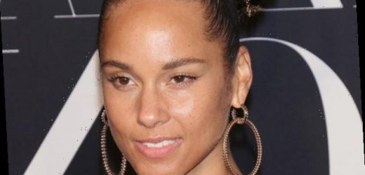 Alicia Keys' Baby Hairs Are a Literal Work of Art