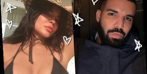 Kylie Jenner & Drake: Where There's Smoke There's FIRE!