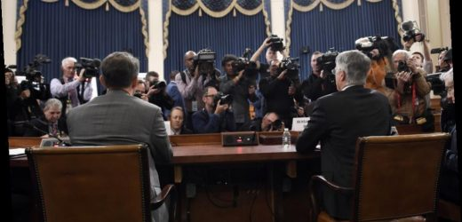 Impeachment Hearings Debut With 13M Viewers; Fox News Tops Cable & Broadcast