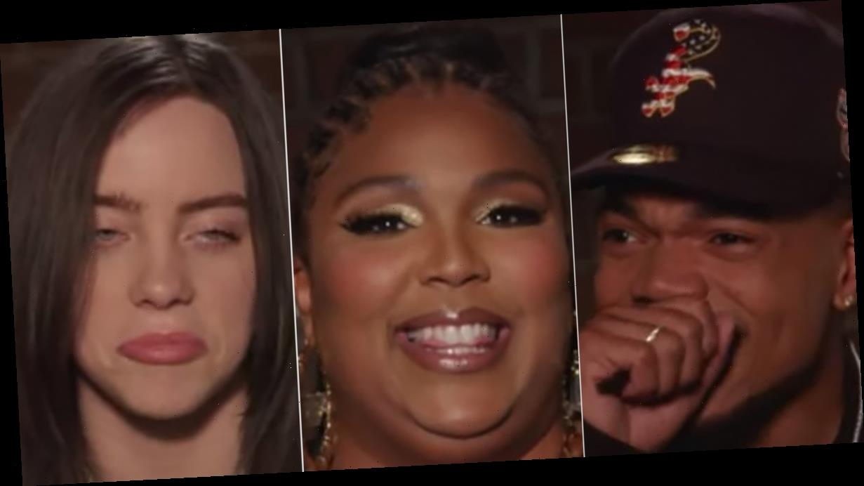Lizzo Has Best Clapback to Kimmel's Latest Mean Tweets with Billie Eilish, Chance the Rapper and More