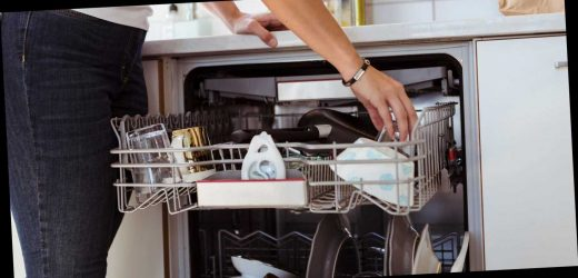 If You've Owned Your Dishwasher For More Than Three Months, It Needs A DEEP Clean