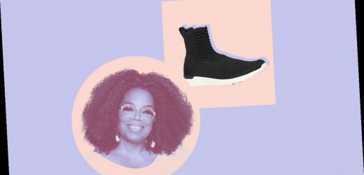 Oprah's New Favorite Sneakers Are so Comfortable Even Podiatrists Love Them