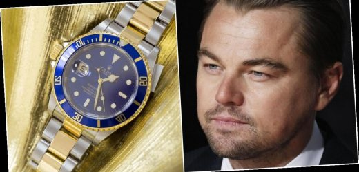 10 Celebrities Who Have Huge Watch Collections