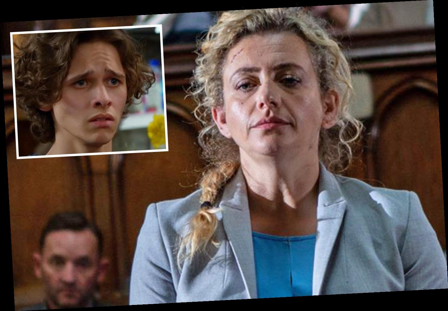 Eight huge Emmerdale spoilers for next week including Jacob's recovery following Maya's pregnancy reveal